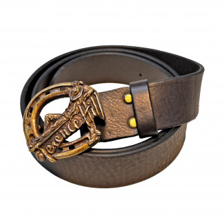 Cintura in cuoio ispirata...