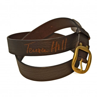 Leather Belt 'Terence Hill'