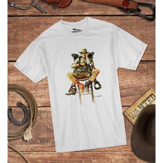 Nobody Stuhl - T-Shirt...