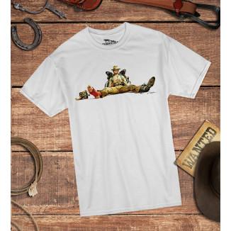 Nessuno seduto - T-Shirt...