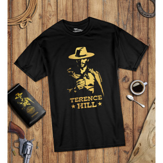 Gold Cowboy (black) -...