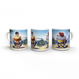 Double Trouble - Mug -...