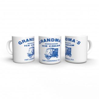 Grandma's Ice Cream - Tasse...