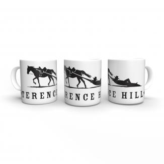 Logo - Tasse - Terence Hill