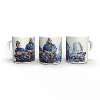 Crime Busters - Mug -...