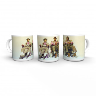 The Troublemakers - Mug -...