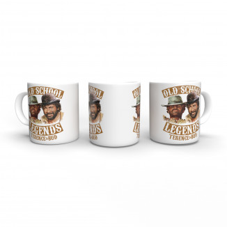 Old School Legends - Mug -...