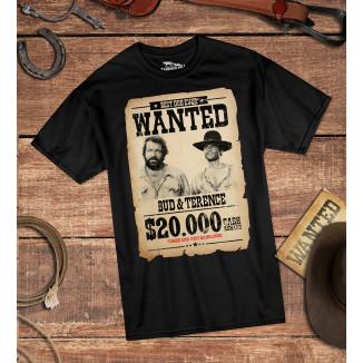 Wanted $20.000 (nero) - Bud...