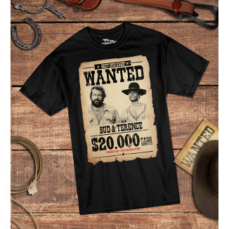 Wanted $20.000 (schwarz) -...