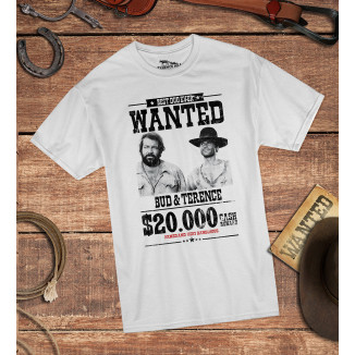Wanted $20.000 (bianco) -...