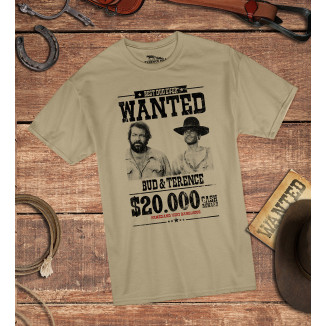 Wanted $20.000 (sabbia) -...