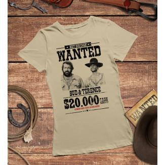 Damen - Wanted $20.000 (sand)
