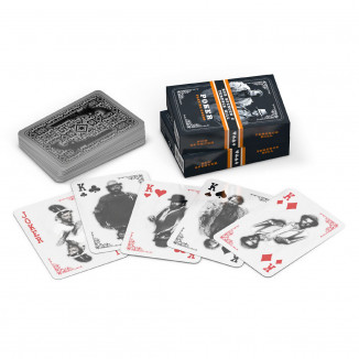 Poker Playing Cards - Bud...