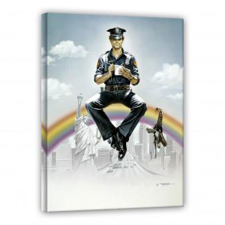 Canvas - Poliziotto...