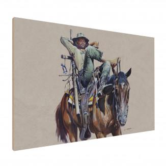 Wood print - Trinity -...