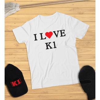 Children - I LOVE K1 (white)