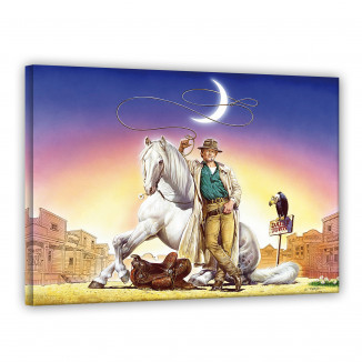 Canvas - Lucky Luke -...