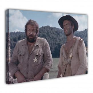 Leinwand - Sheriffs - Die...