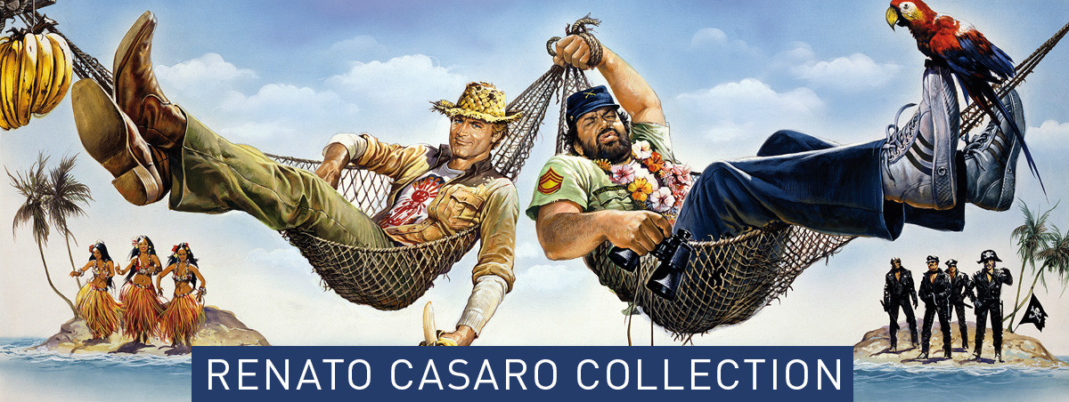 Renato Casaro Collection